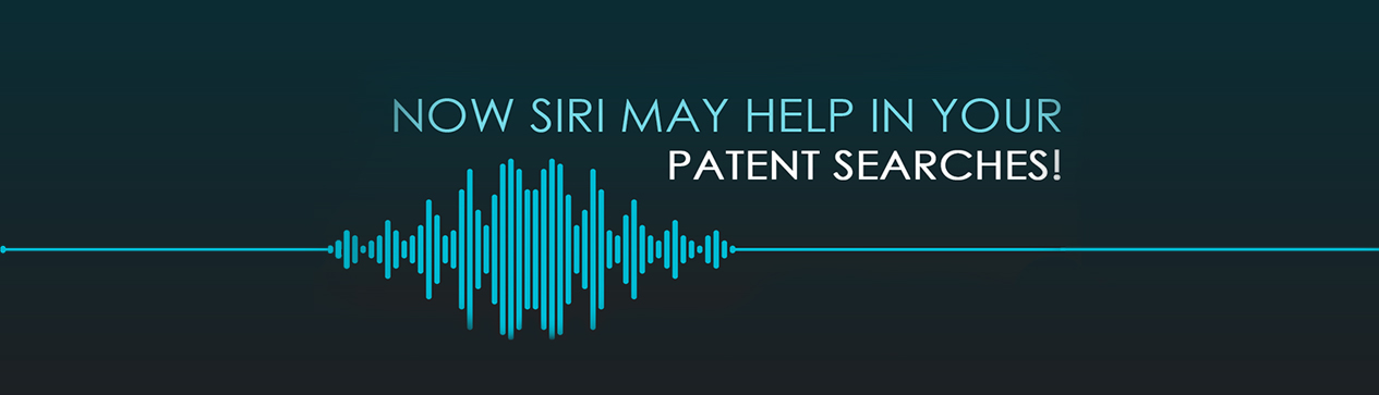 Hey Siri – Which Of My Patent Map Competitor Portfolio