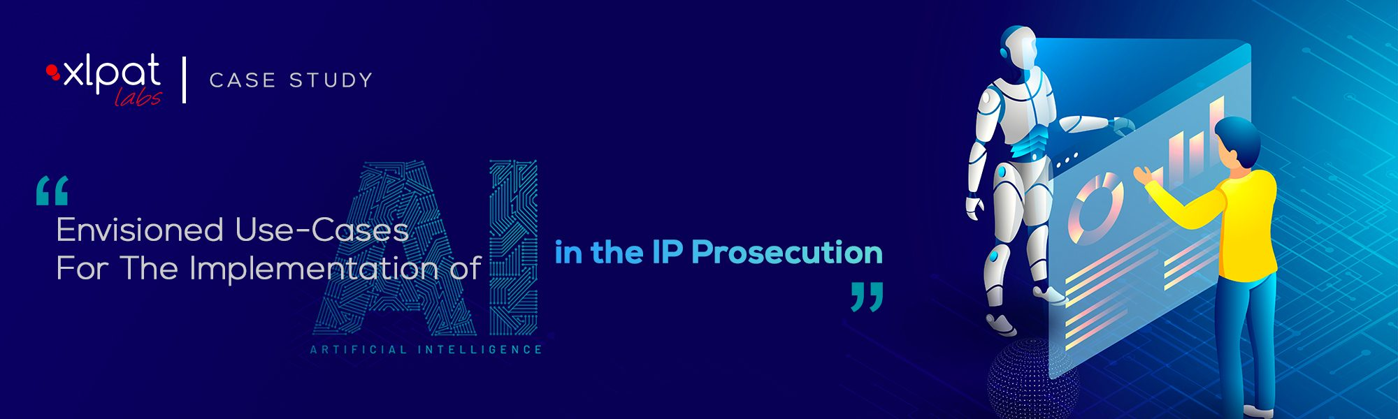 Envisioned Use Cases AI in the IP Prosecution